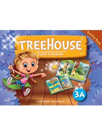 Treehouse 3A - Activity Book with Audio CD