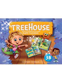 Treehouse 3B - Student Book with Audio CD