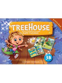 Treehouse 3B - Activity Book with Audio CD