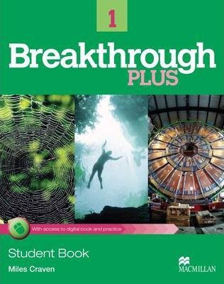 Breakthrough Plus 1 Student's Book + Digital Student's Book Pack (ASIA)
