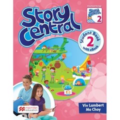 Story Central Level 2 Student Book + eBook Pack