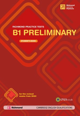 Richmond Practice Tests B1 Preliminary Student's Book