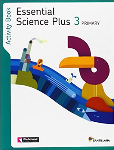 Essential Science Plus 3 Activity Book