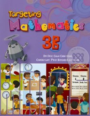 Targeting Mathematics Textbook 3B