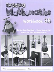 Targeting Mathematics Workbook 3A