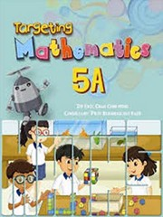Targeting Mathematics Textbook 5A