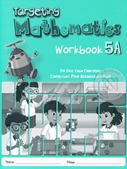 Targeting Mathematics Workbook 5A
