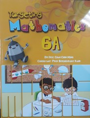 Targeting Mathematics Textbook 6A