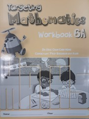 Targeting Mathematics Workbook 6A