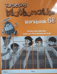 Targeting Mathematics Workbook 6B