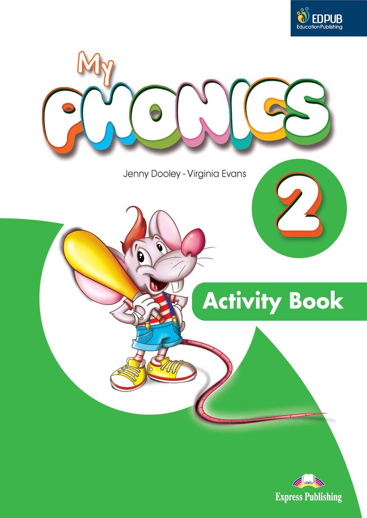 My Phonics 2 Activity Book (International) With Crossplatform Application