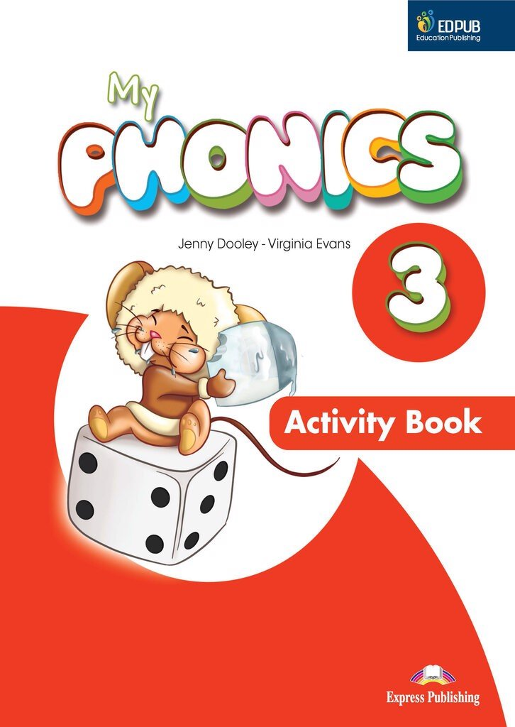 My Phonics 3 Activity Book (International) With Crossplatform Application