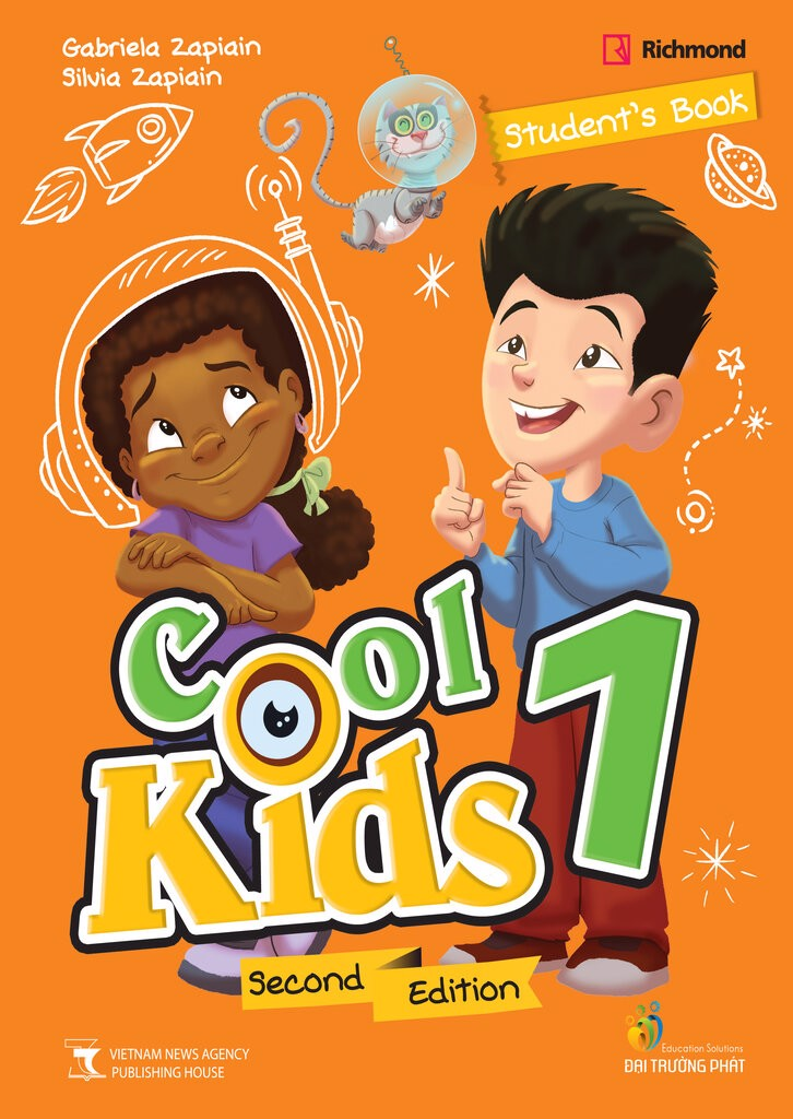 Cool Kids 2e Student's Book 1