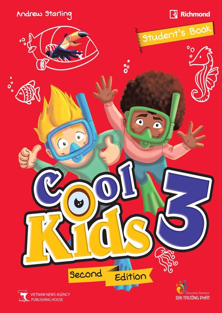Cool Kids 2e Student's Book 3