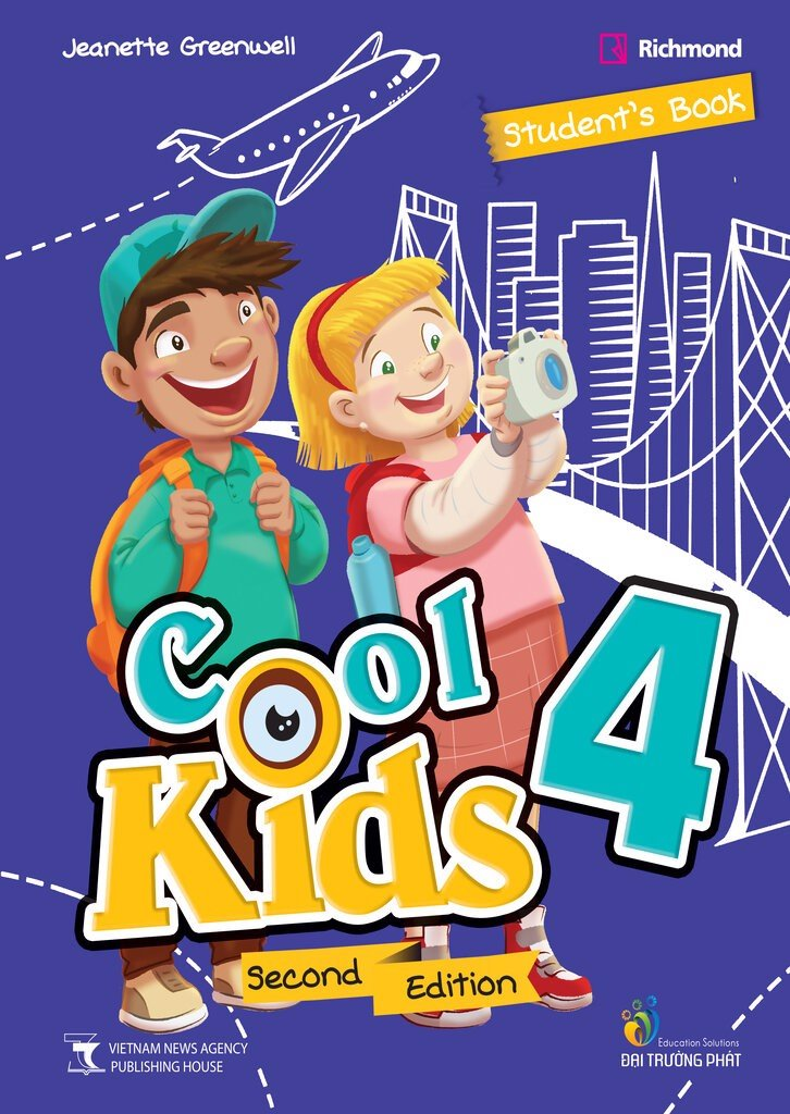 Cool Kids 2e Student's Book 4