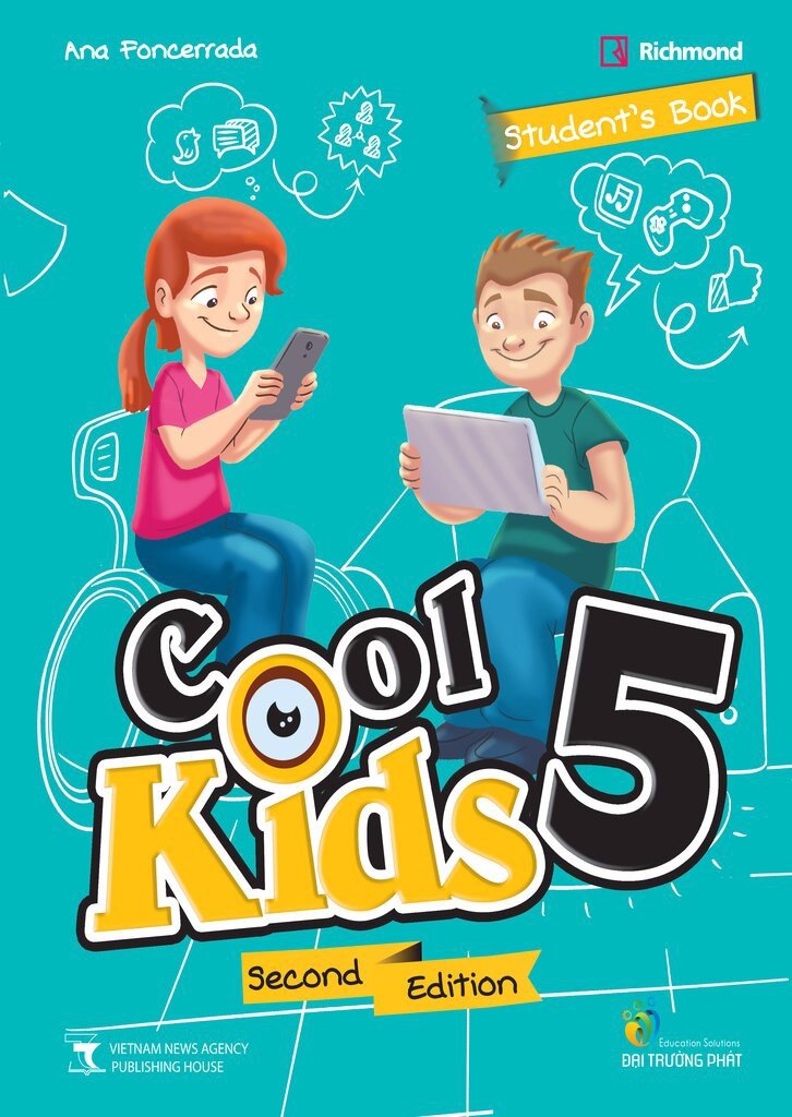 Cool Kids 2e Student's Book 5