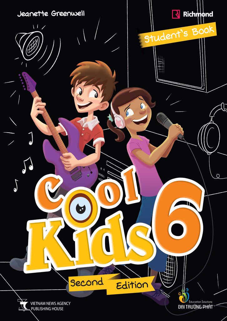 Cool Kids 2e Student's Book 6