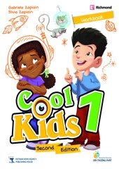 Cool Kids 2e Workbook 1