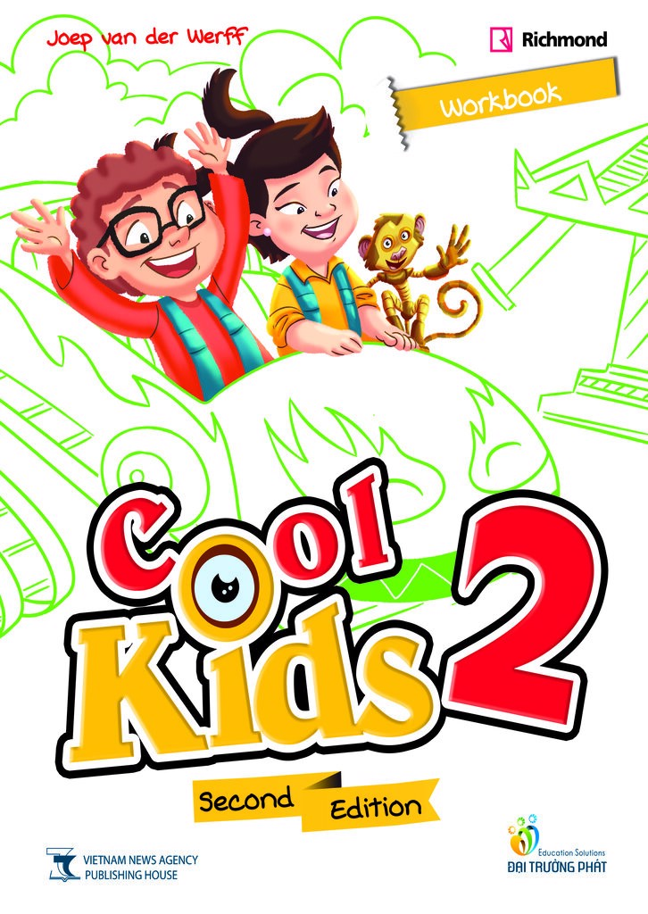 Cool Kids 2e Workbook 2