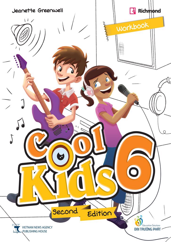 Cool Kids 2e Workbook 6