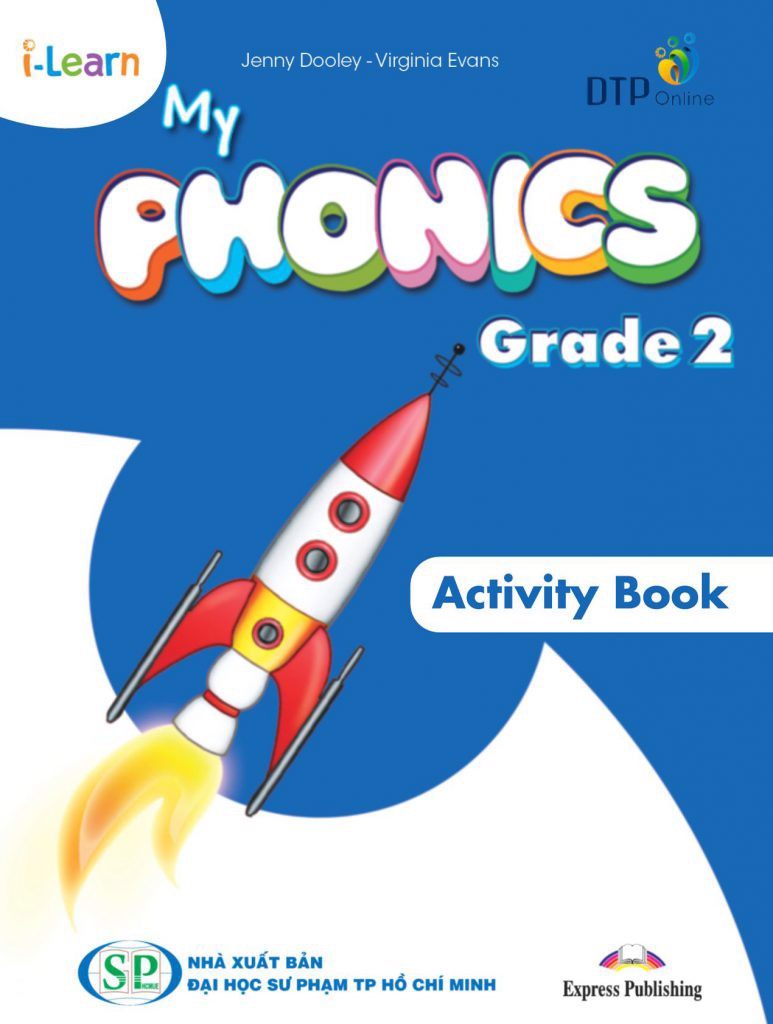 i-Learn My Phonics Grade 2 Workbook