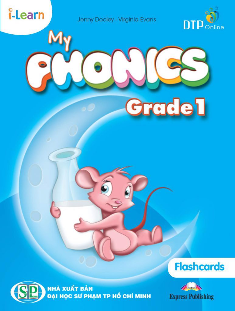 i-Learn My Phonics Grade 1 Flashcards