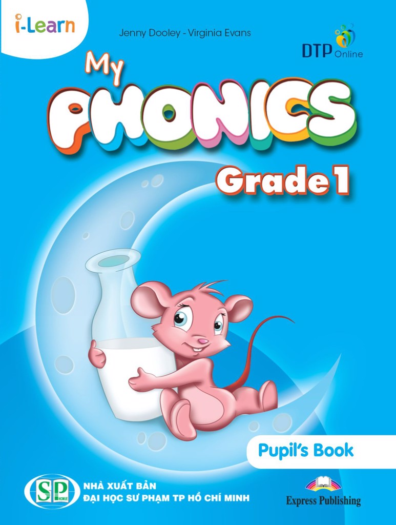 i-Learn My Phonics Grade 1 Student's Book