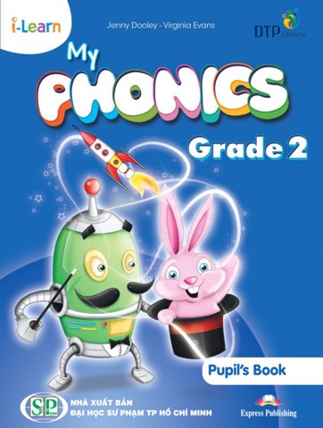 i-Learn My Phonics Grade 2 Student's Book