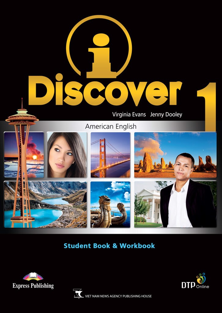 i-Discover 1 Student's Book & Workbook