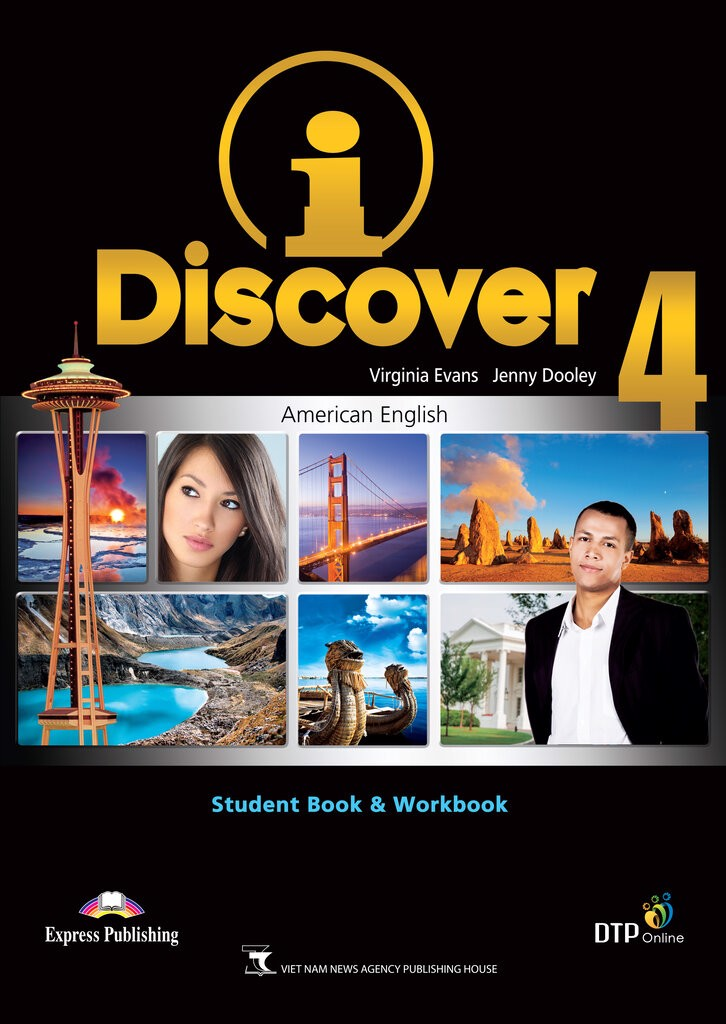 i-Discover 4 Student's Book & Workbook
