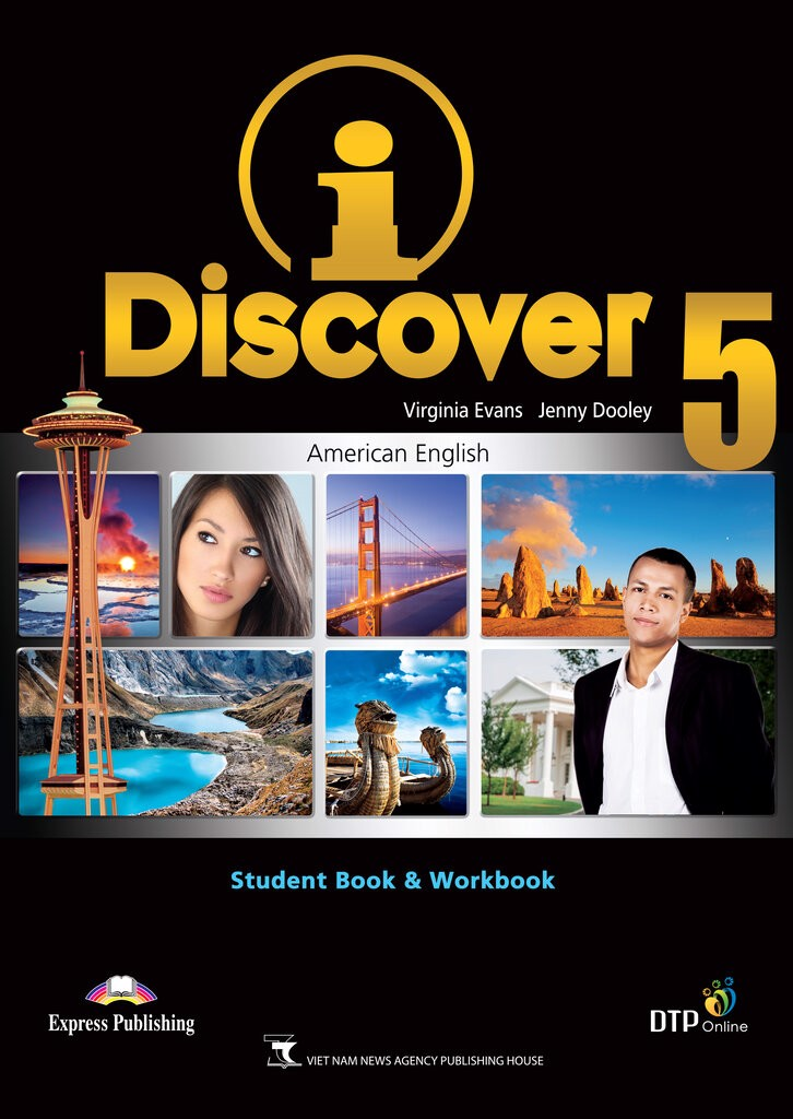 i-Discover 5 Student's Book & Workbook