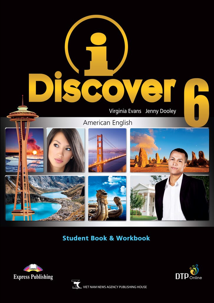 i-Discover 6 Student's Book & Workbook