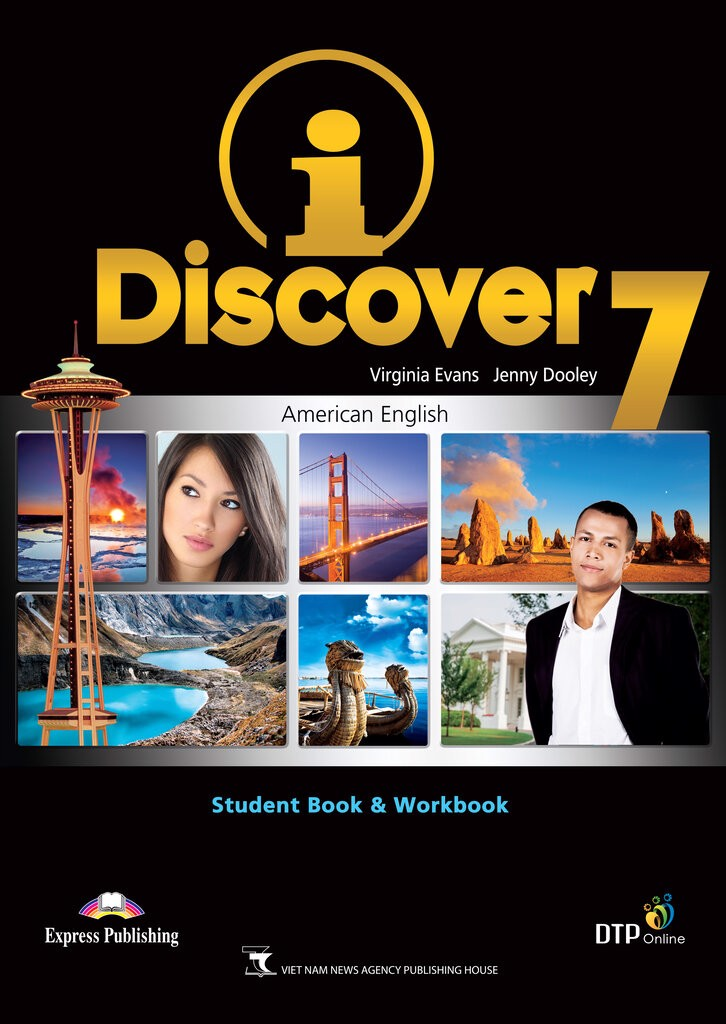 i-Discover 7 Student's Book & Workbook