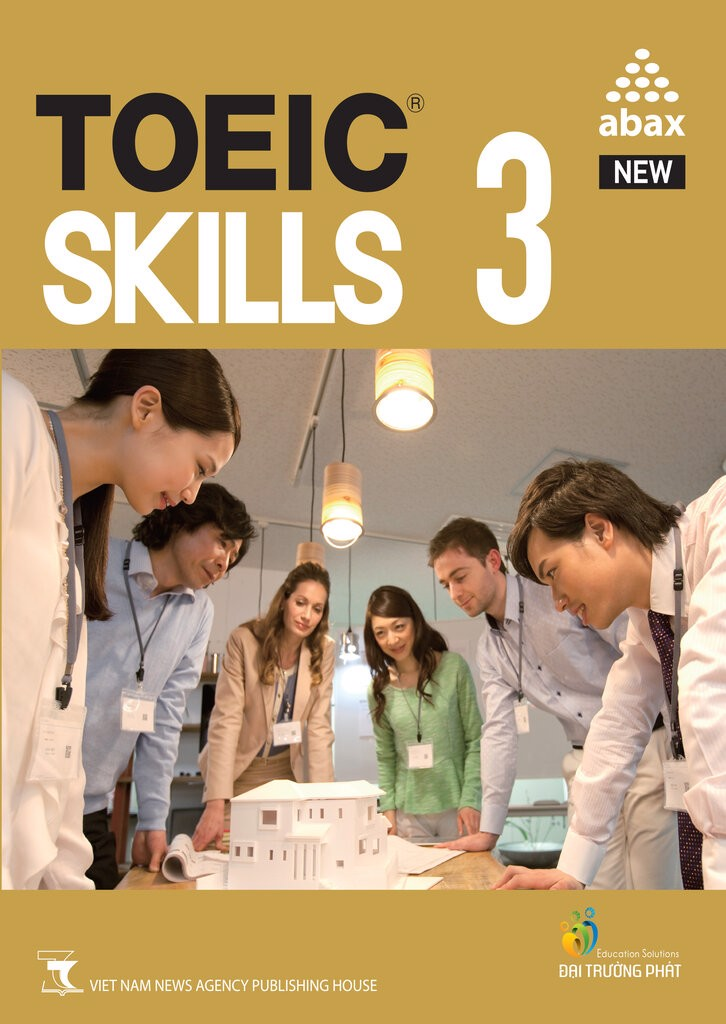 New TOEIC Skills 3 Student's Book (with MP3 CD & Online Practice Test)