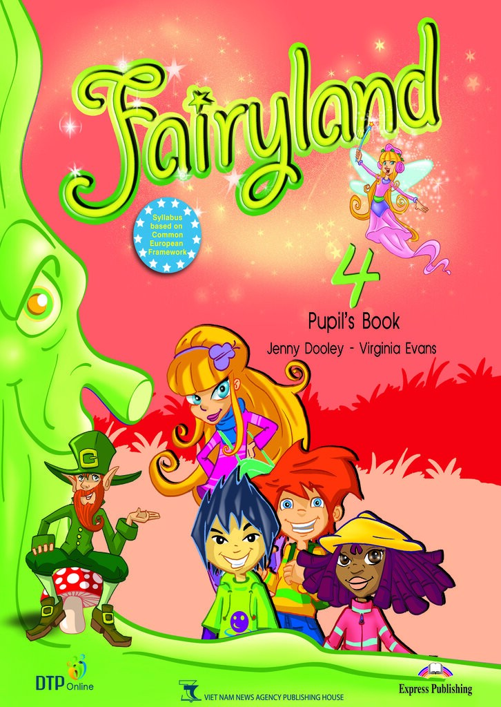 Fairyland 4 Pupil's Book