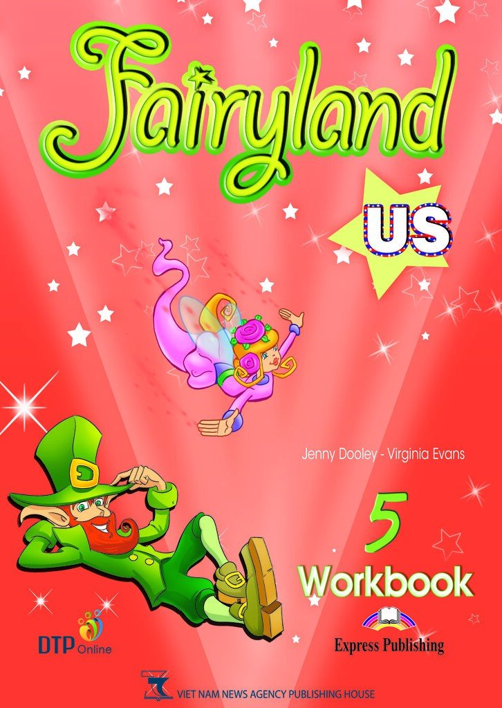Fairyland US 5 Workbook
