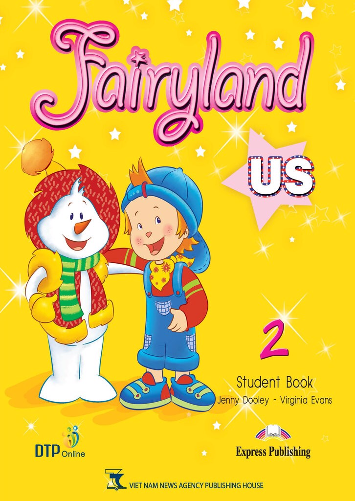 Fairyland US 2 Student's Book