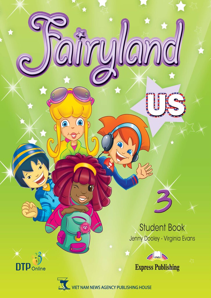 Fairyland US 3 Student's Book