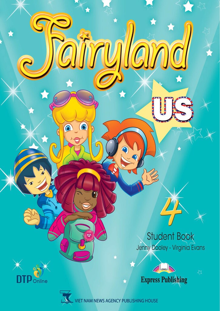 Fairyland US 4 Student's Book