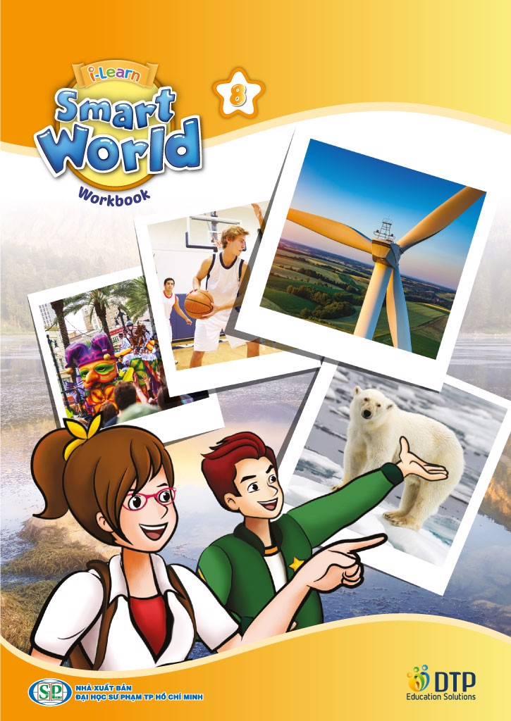 i-Learn Smart World 8 Workbook