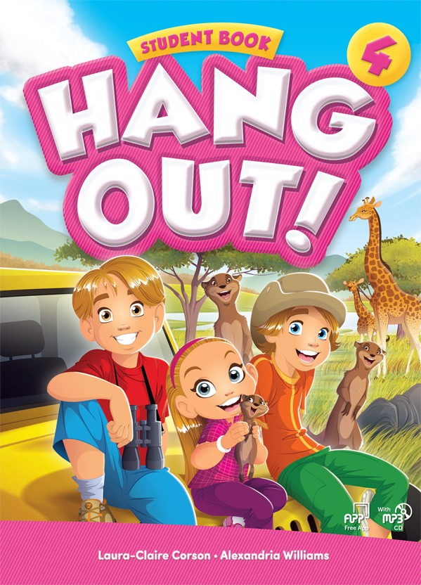 Hang Out 4 - Student Book