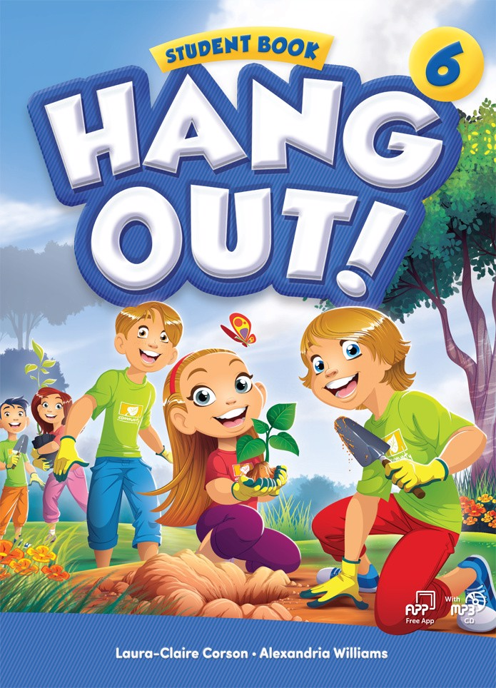 Hang Out 6 - Student Book