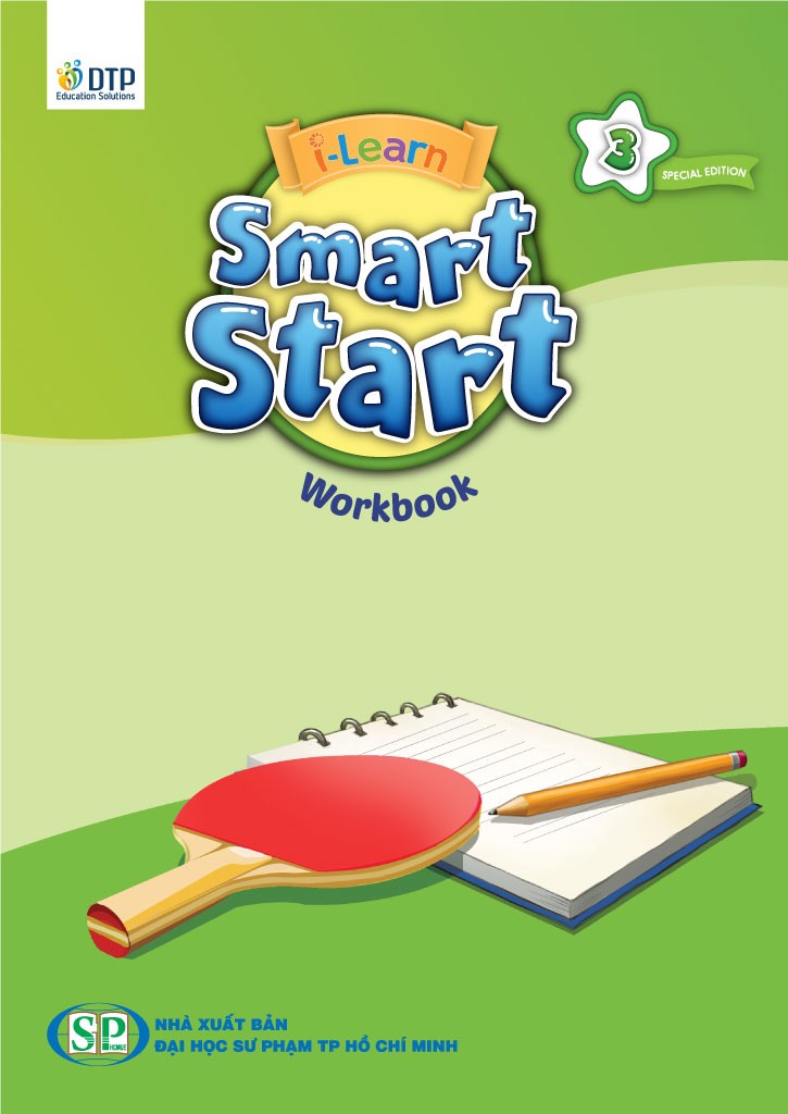 i-Learn Smart Start 3 Workbook Special Edition