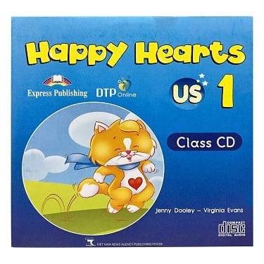 Happy Hearts US 1 Class CD