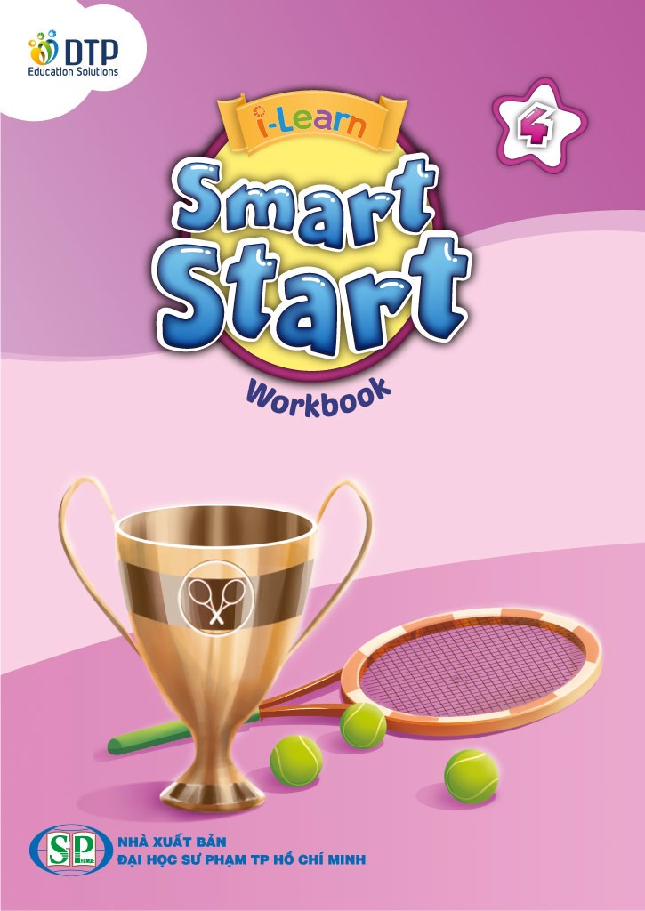 i-Learn Smart Start 4 Workbook