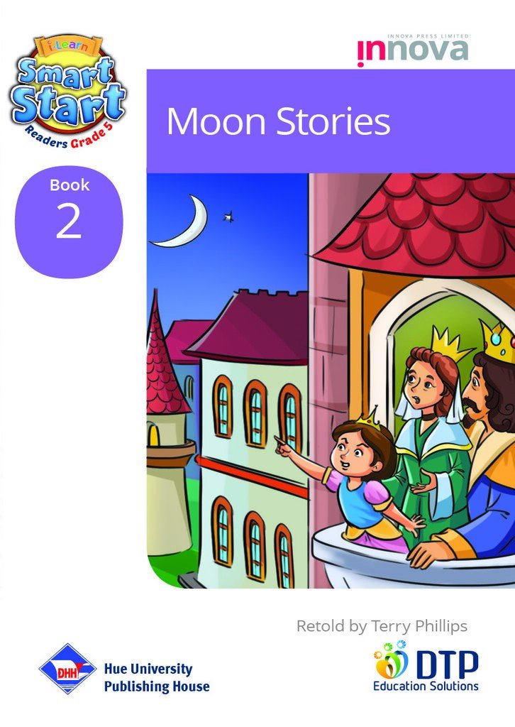 Innova Reader - Moon Stories