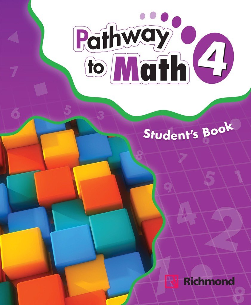 Pathway To Math 4 Pack (Student's Book with Activity Cards)