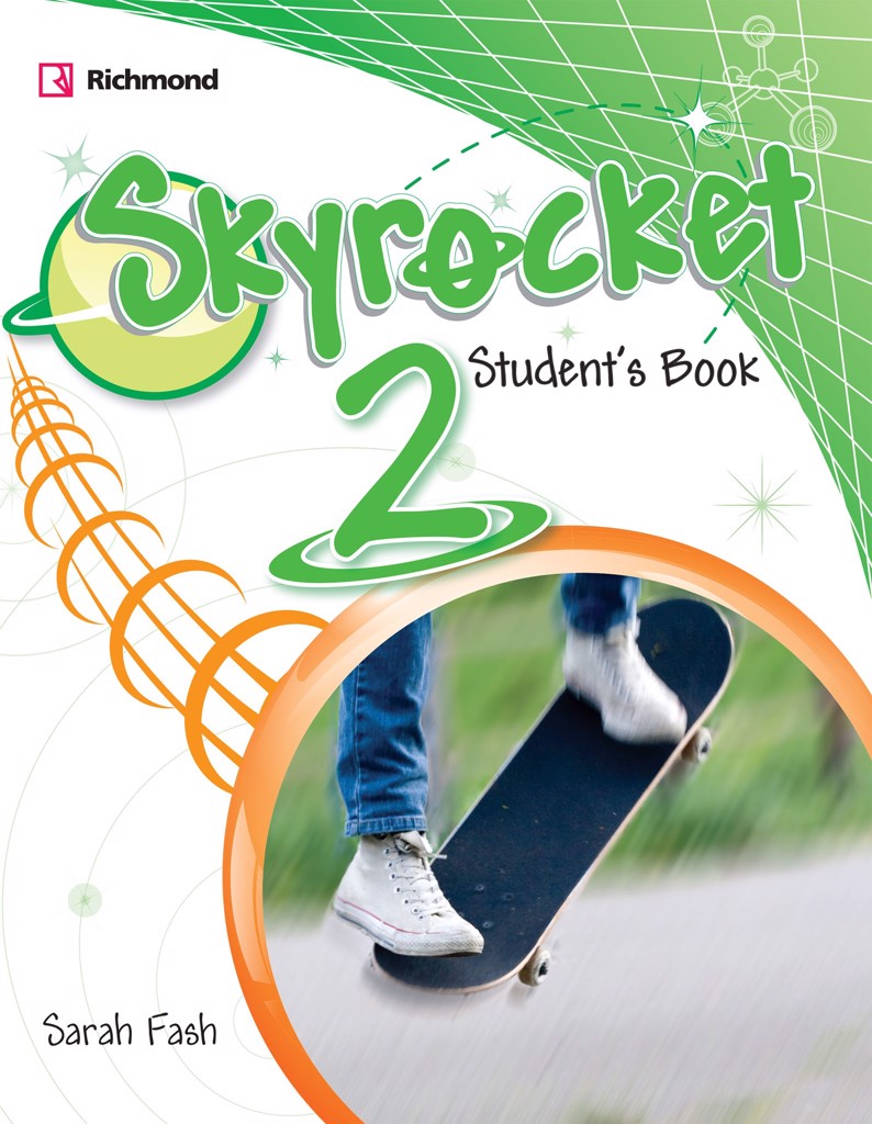 Skyrocket 2 Student's Book