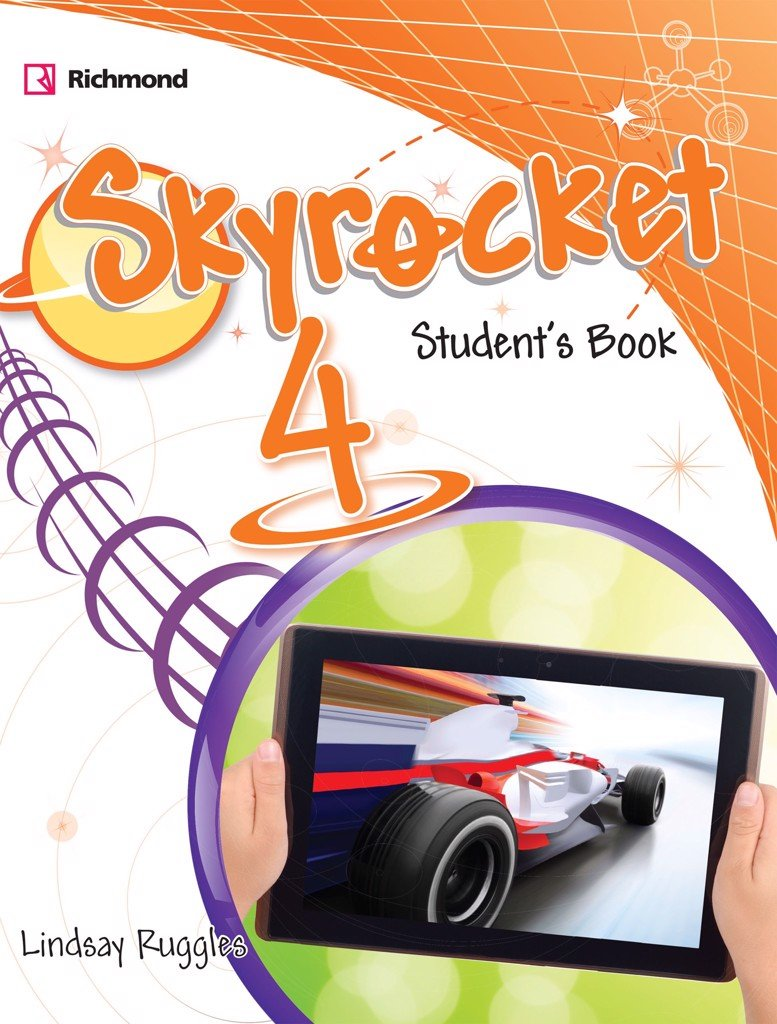 Skyrocket 4 Student's Book
