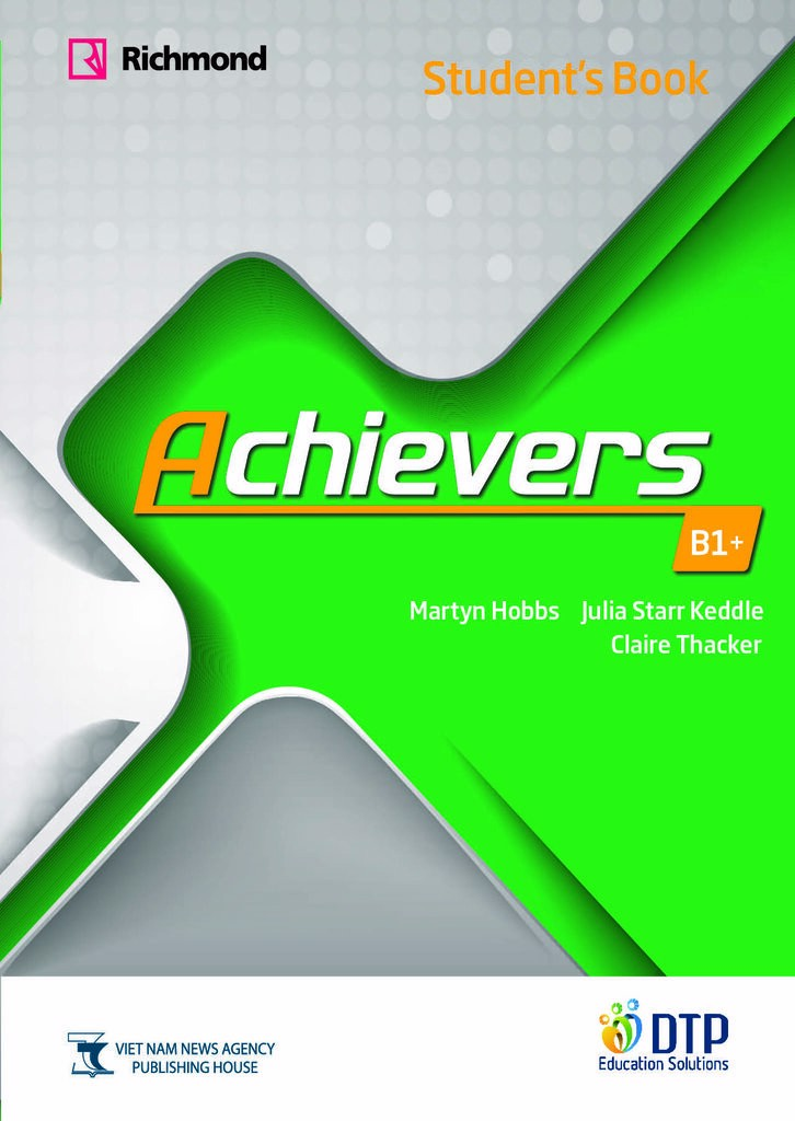 Achievers B1+ Student's Book